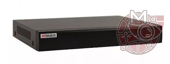 8 канальный гибридный видеорегистратор DS-H208QP