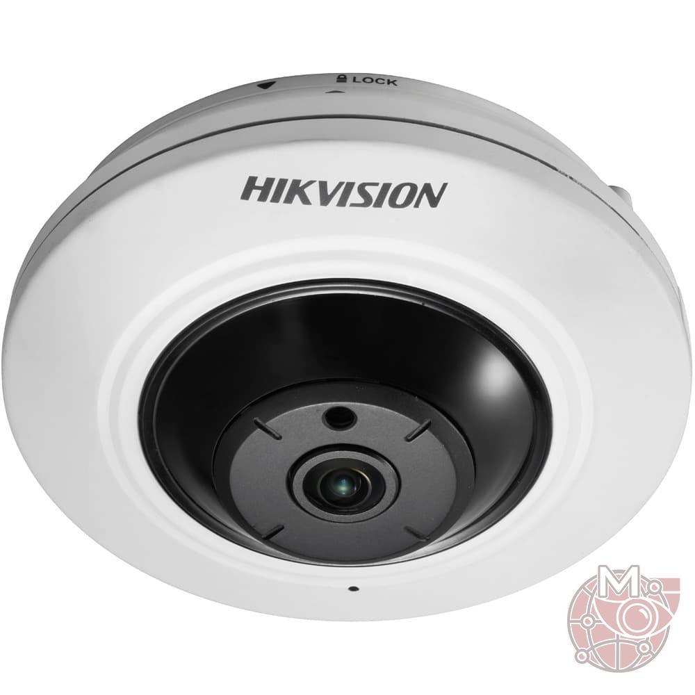 Видеокамера Рыбий глас 1,3 Мп DS-2CC52C7T-VPIR