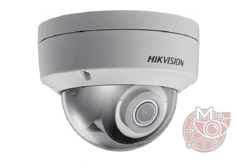 Купольная IP камера 4 МП антивандальная DS-2CD2143G0-I