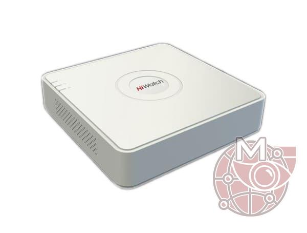 8 канальный гибридный видеорегистратор DS-H208Q