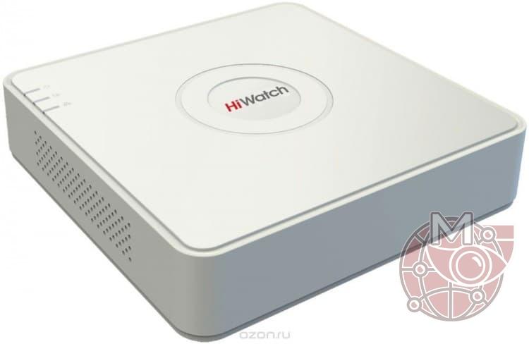 8 канальный IP видеорегистратор DS-N208P с РоЕ