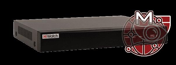 16 канальный сетевой регистратор DS-N316/2P с РоЕ
