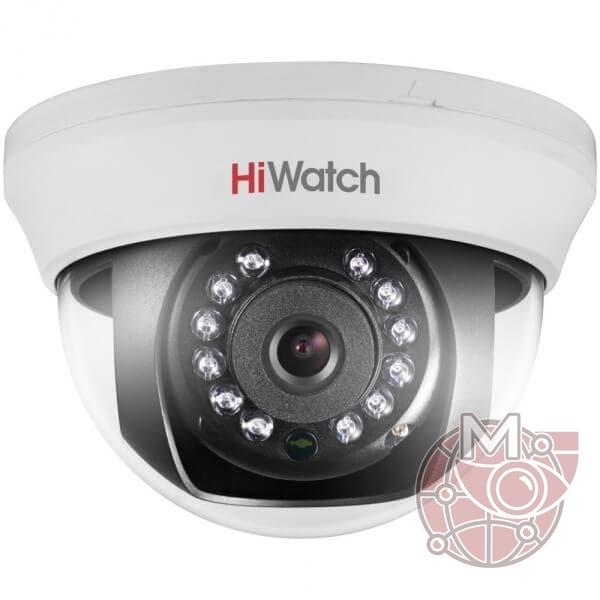 Купольная видеокамера 2 МП DS-T201