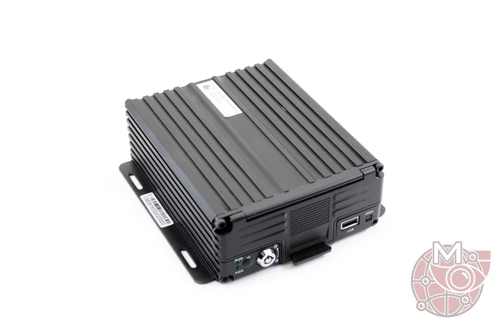 4 канальный регистратор для транспорта CARVIS MD-224HDD с 4G, GPS и WiFi