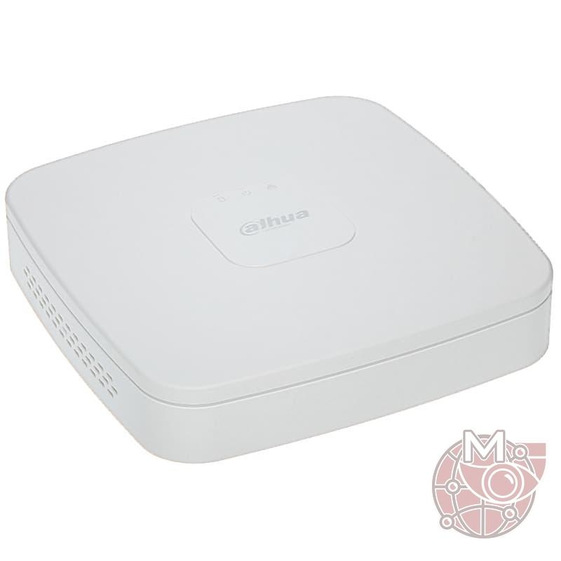 4 канальный IP видеорегистратор NVR4104-P-4KS2
