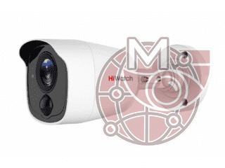 Уличная камера 2 МП DS-T210 с датчиком движения до 10 м.