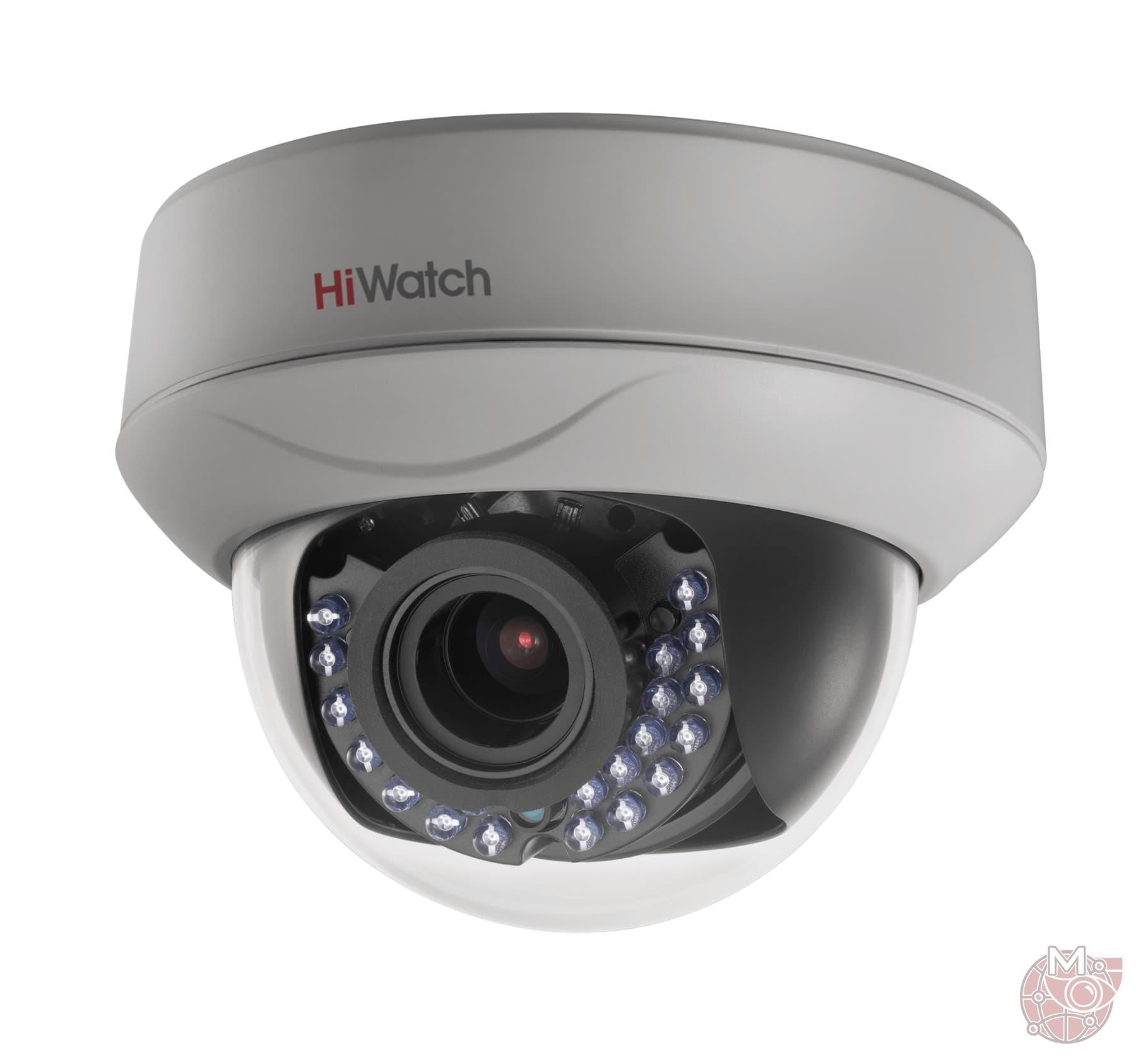 Купольная видеокамера 2 Мп вариофакал DS-T207P