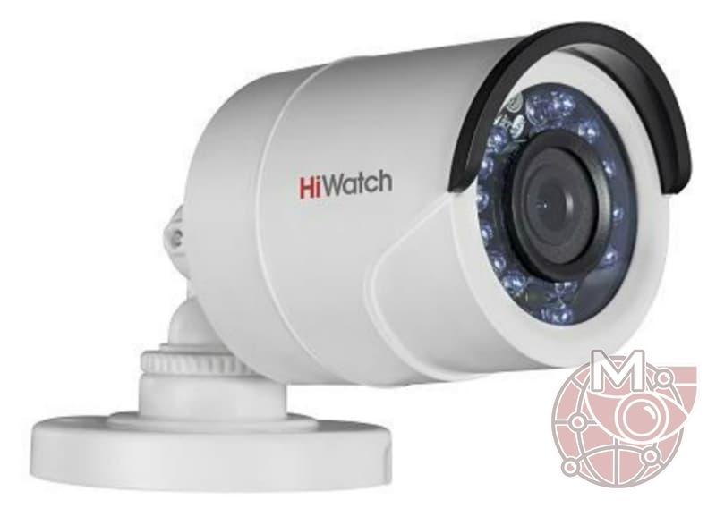 Уличная камера 2 МП DS-T280 с HD-TVI/HD-CVI/AHD/CVBS