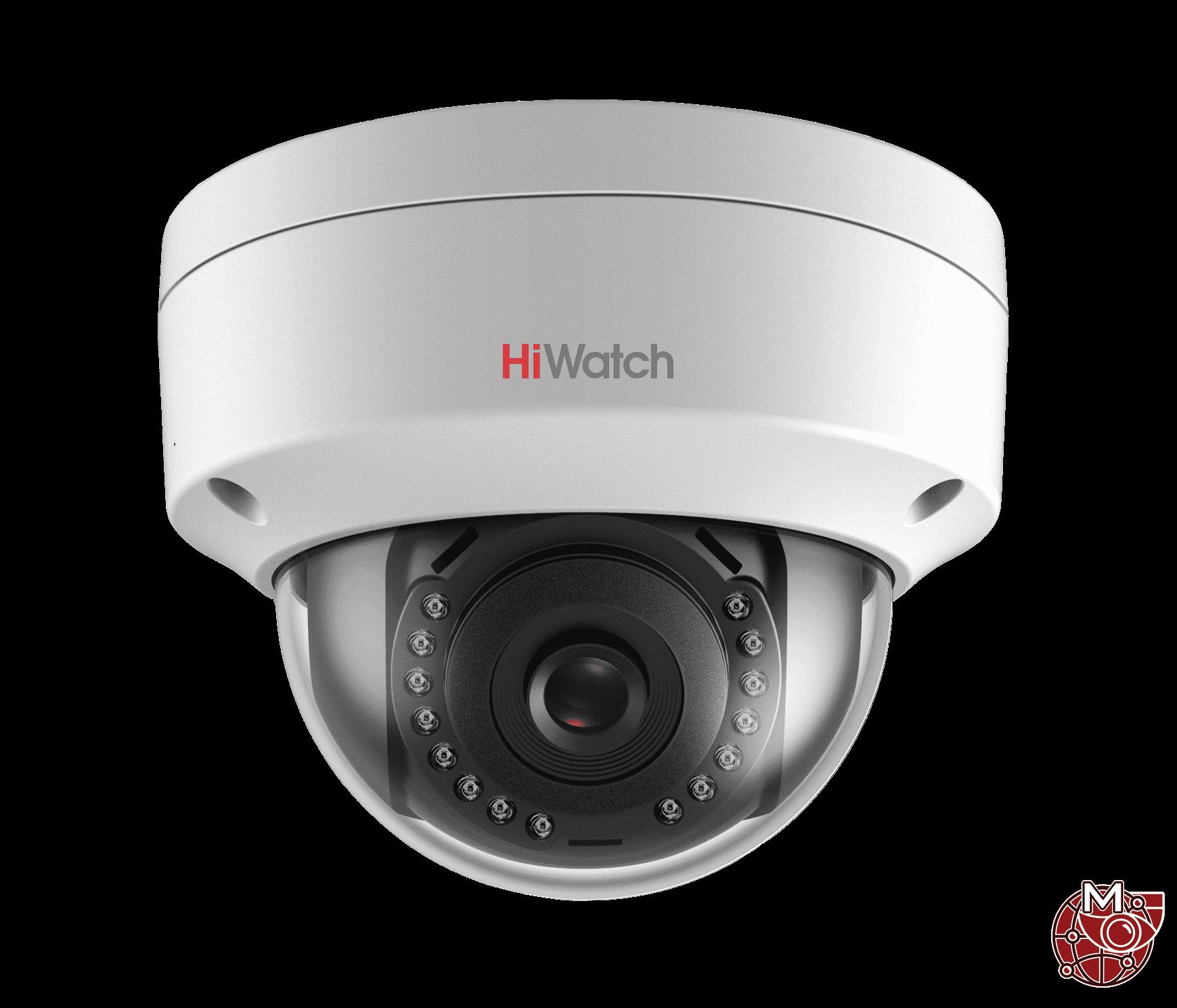 Купольная IP камера 1 Мп DS-I102