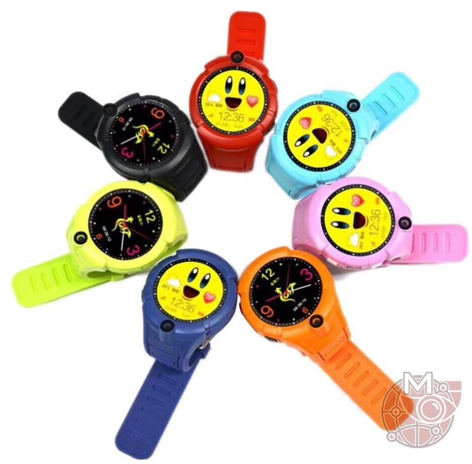 Часы с GPS трекером Q360 для школьников